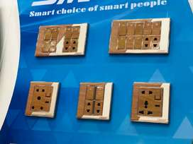 Smart Switch board 8+2