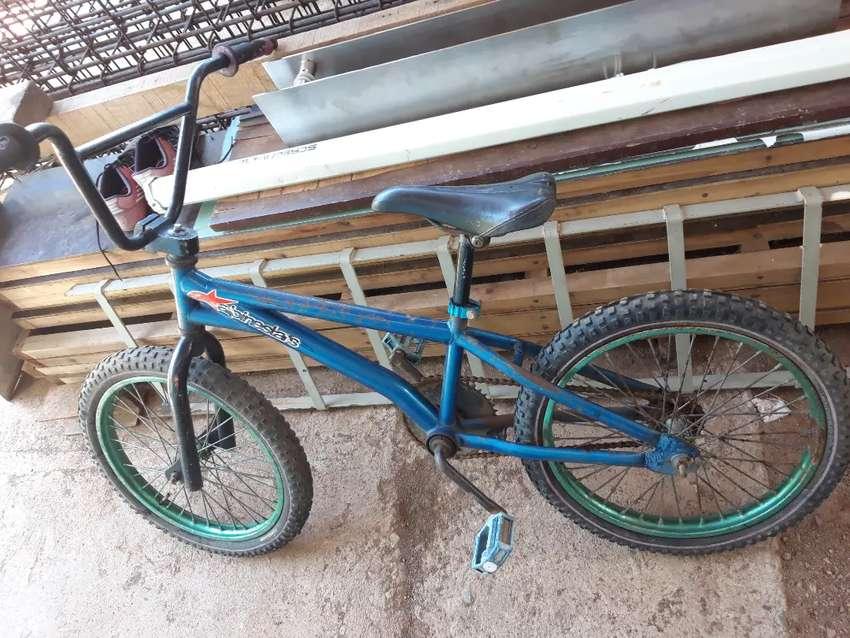 Dijual Sepeda BMX Merek Wimcycle.