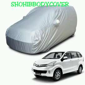 bodycover sarung selimut mantel mobil 05 silver