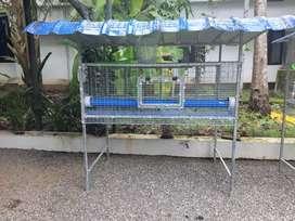 Hightech Hen cage