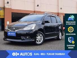 [OLXAutos] Nissan Grand Livina 1.5 Highway Star A/T 2014 Hitam
