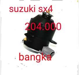 Motor fan radiator suzuki sx4 harga sumsel babel
