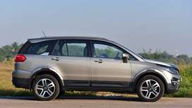 Top model Automatic Tata Hexa 2018 Diesel Well Maintained