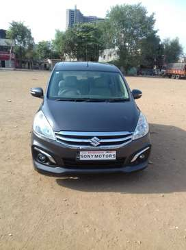 Maruti Suzuki Ertiga SHVS ZDI Plus, 2017, Diesel