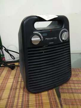 Electric fan heater - Rowenta - 1000/2000 watts