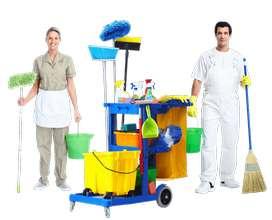 LOKER FRESH GRADUATE - Cleaning Service Housekeeping Office Boy Kantor
