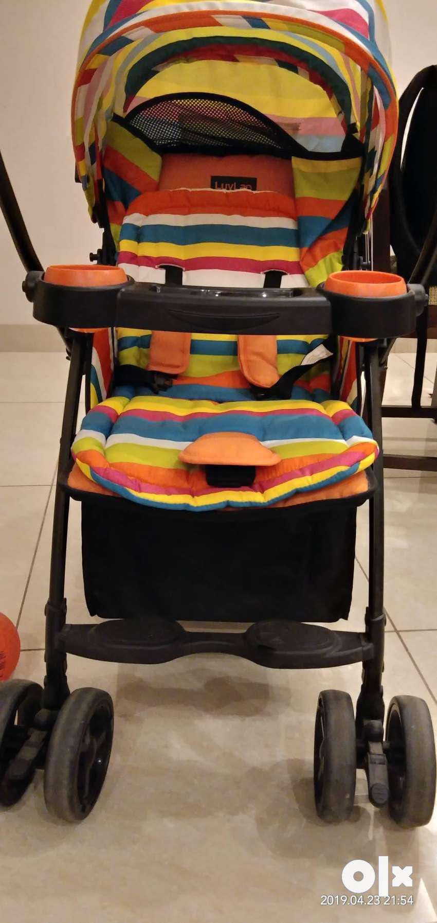 Luvlap baby stroller pram 0
