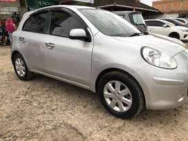 Nissan March 2011 Automatic