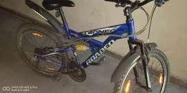 Hercules Roadeo 21 gear cycle