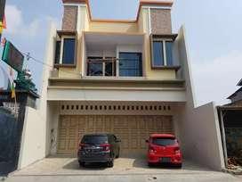 Disewakan Ruko Baru 2Lantai 10x15m² Strategis, Jl.Wahid Hasyim, Jogja