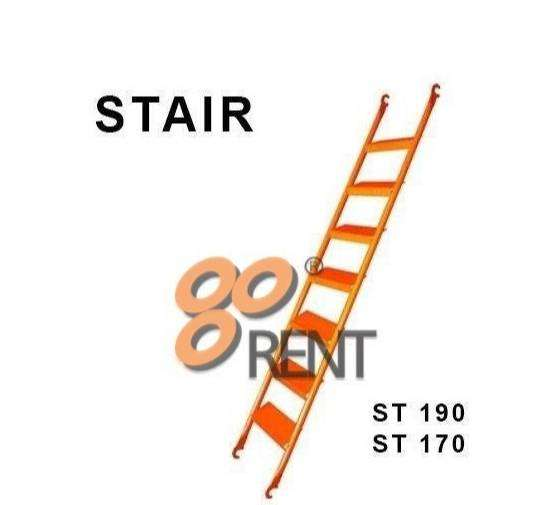 Tangga / Stair Scaffolding Karawang 0