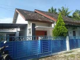 Rumah pinggir Jl.Wonosari Turun Harga (dijual/dikontrakan)