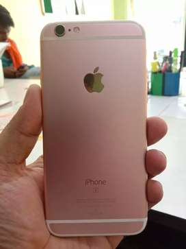 Apple iphone 6s 32 gb rose gold 16 months old very good condition.