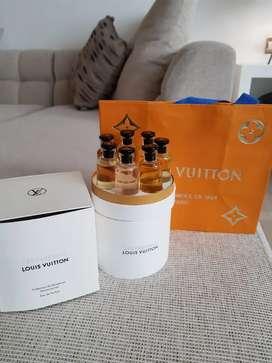 Parfum Gift Set L*uis Vuitton Miniature 7 in 1