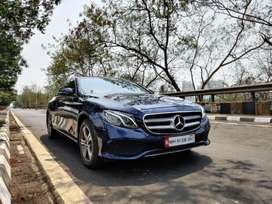 Mercedes-Benz E-Class Expression E 220 d, 2018, Diesel