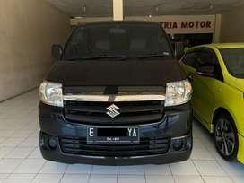 Suzuki APV Arena tipe GL 2013 MT Manual Hitam SANGAT MULUS