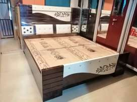 brand new king size storage bed at very reasonable price