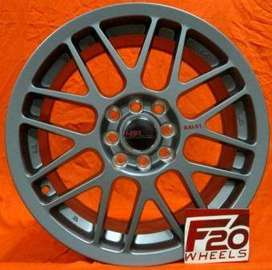 velg agya model hsr rai s1 ring 16x7 hole 4x100/4x114,3