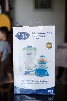 Sterilizer Merk Baby Safe