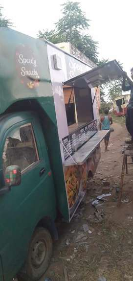 Food truck/van on maximo complete