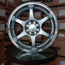 SSR EVO R16x7.0/pcd 4x100/114.3 Avanza Xenia Vios Calya Zigra Mobilio