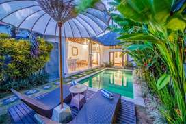 SEWA VILLA EKSLUSIF Seminyak,bali!private pool 2 bedroom villa