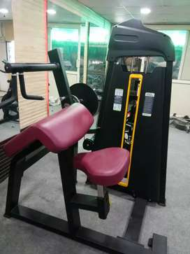 Brand new gym setup