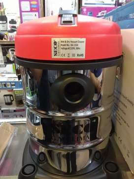 SECO Wet and Dry Drum Vacuum Cleaner