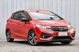 Jazz RS At 2018 low KM 15Rb