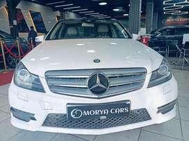Mercedes-Benz New C-Class C 200 CGI Elegance, 2013, Petrol