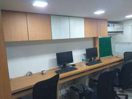 Fully furnished office available for rent near belapur station