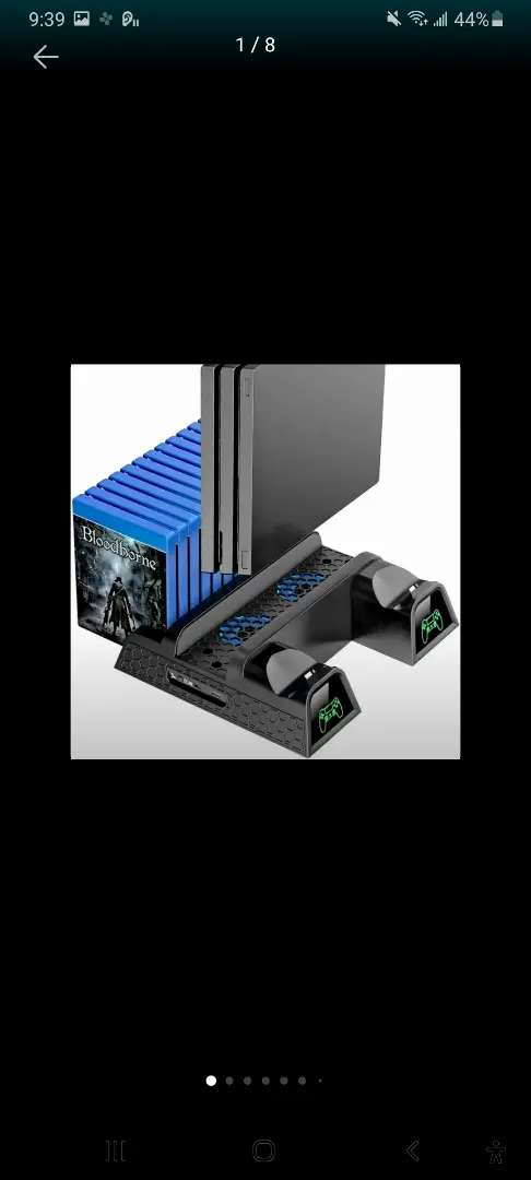 OIVO PS4 Series Multifunctional Cooling Stand for Sale!!!
