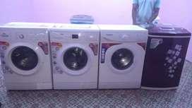 Latest model washing machine ,good condition with  transportation