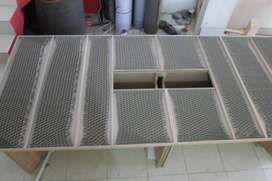 Furniture Honeycomb - Furniture untuk kapal, pesawat, caravan