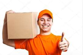 DELIVERY & COLLECTION JOB AVAILAVLE