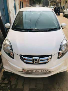 Honda Amaze 2015 Diesel Well Maintained