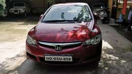 Doctor's single hand Honda Civic done 44000kms only for sale