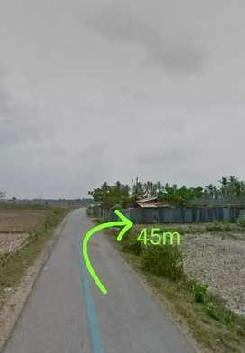 Tanah di natar 600 m2 SHM