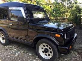 Suzuki Katana 1990 Hitam
