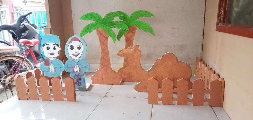 Jual karakter dari styrofoam