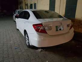Honda Civic up for sale