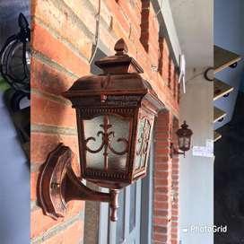 Lampu cafe lampu dinding lampu pilar lampu taman lampu pagar klasik