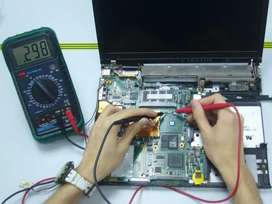 Laptop and desktop matherboard repair services available