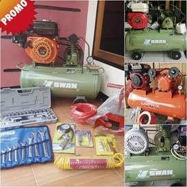 Jual Kompresor Dan Peralatan Bengkel Murah 1 paket