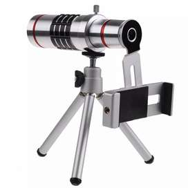Mobile Zoom Lens 18X With Tripod