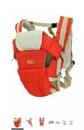 Handsfree breathable soft baby carrier