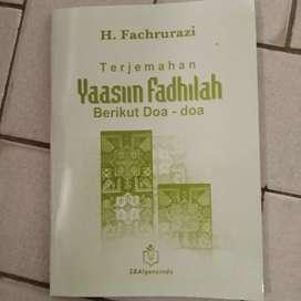 Terjamahan Yaasiin Fadhilah