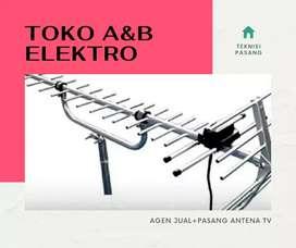 Antena tv digital toko online kebayoran baru