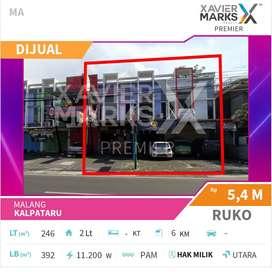 Ruko Daerah Kalpataru Malang