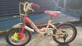 Sepeda anak wim cycle ukuran 16